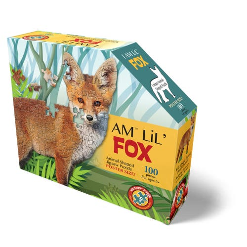 CASSE-TÊTE 100 I AM LIL'FOX