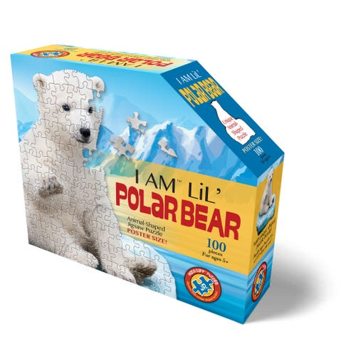 CASSE-TÊTE 100 I AM LIL POLAR BEAR