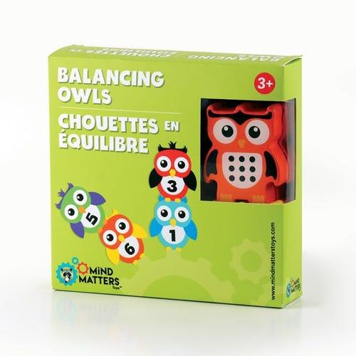 Chouettes En Equilibre