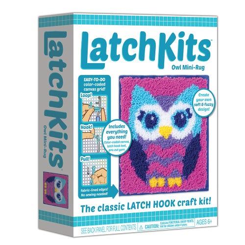 Latchkits - Hibou