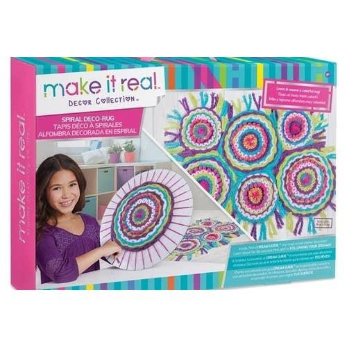 _Make it real - Tapis Déco à spirales***