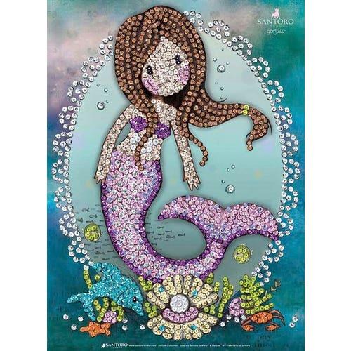 Sequin Art Gorjuss - So Nice to Sea
