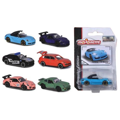 Majorette - 1:64 Voiture Porsche Premium 6/S (20)