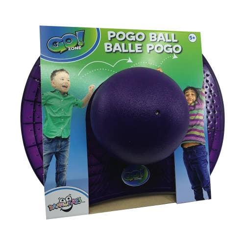 Go! Zone - Pogo Ball