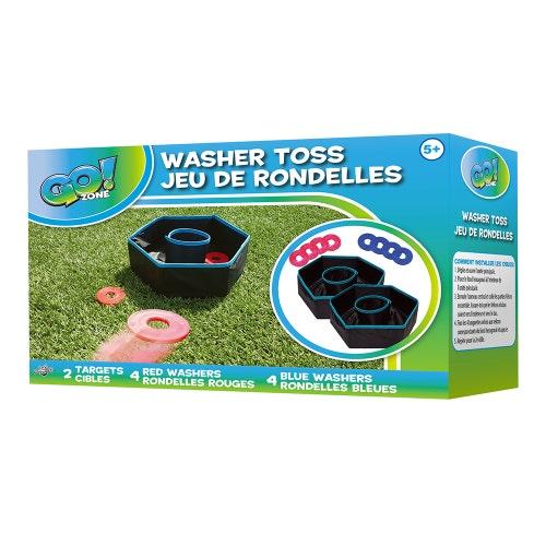 Go! Zone - Jeu de Washer-rondelles (01.21)