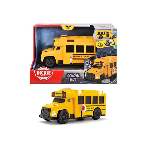 City Heroes - Autobus S&L 15 cm