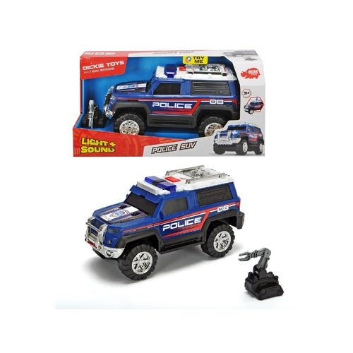 ACTION SERIE POLICE SUV 30CM