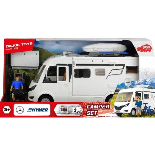 Dickie - Playlife Ens. Camping-car 30cm