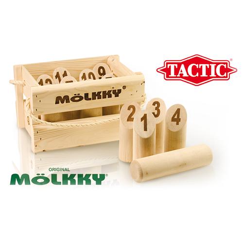 Tactic - Jeu Molkky Bil.