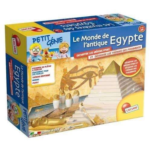 Petit Genie-Mysteres egyptiens-fr ***