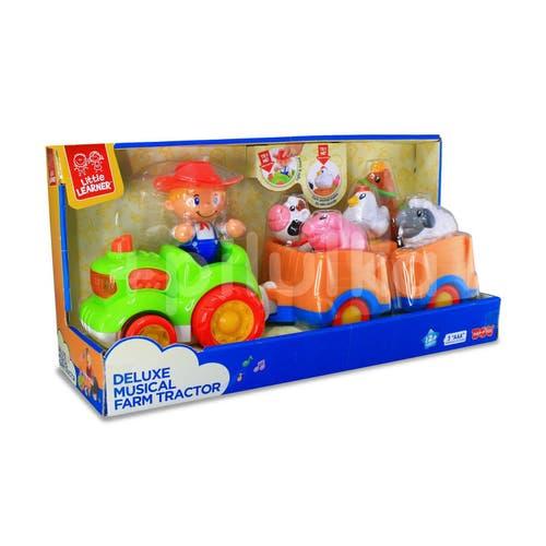 Little Learner - Tracteur amusant***