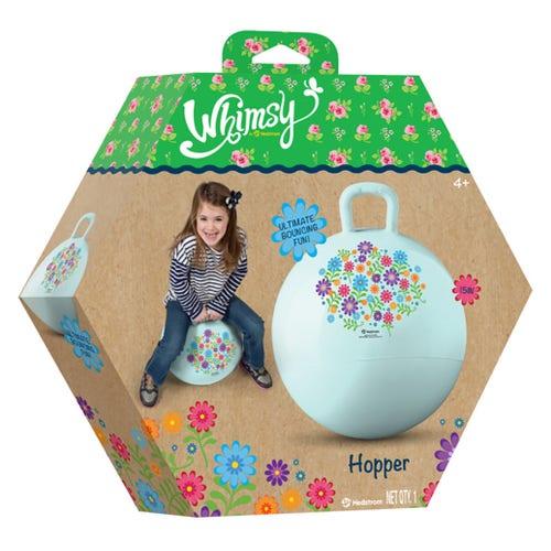 Whimsy Ballon sauteur fleurs//