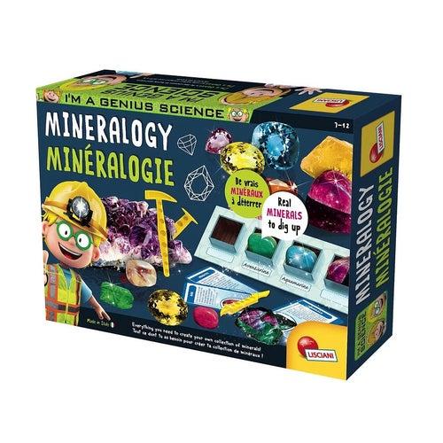 I'm a Genius - Laboratoire de minéralogie Bil. (20
