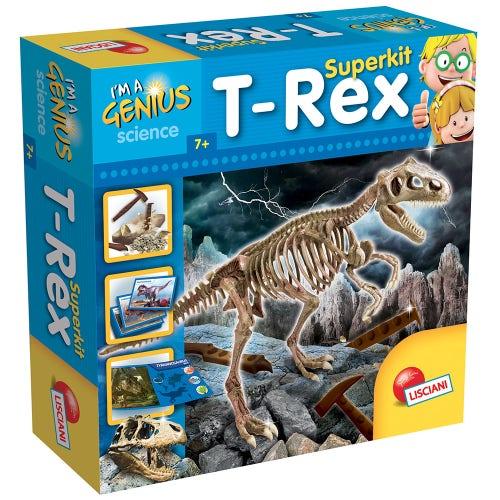 I'm a Genius - Super kit T-Rex