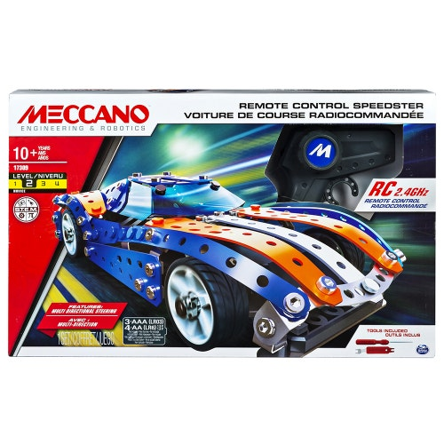 Meccano - Voiture de course radiocommandée