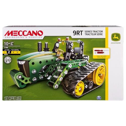 Meccano - Tracteur John Deere 9RT