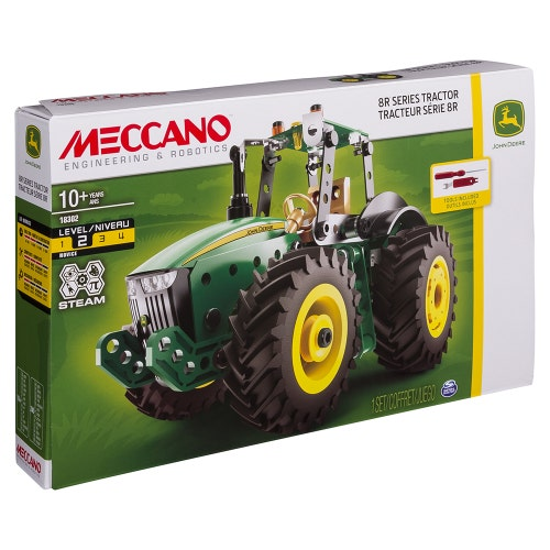 Meccano - John Deere 8r tracteur