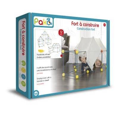 Pakö - Fort à construire