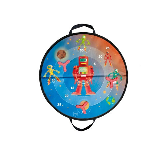 Scratch - Jeu de dards magnétiques Espace (20)