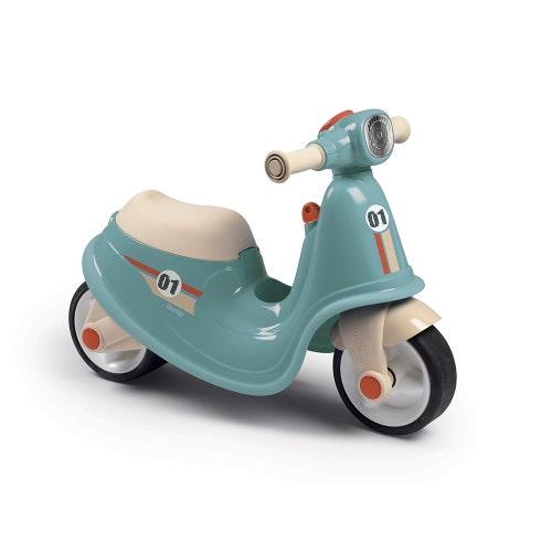 Smoby - Porteur scooter Bleu (21)