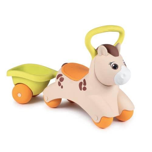 Smoby - Porteur bébé poney (20)