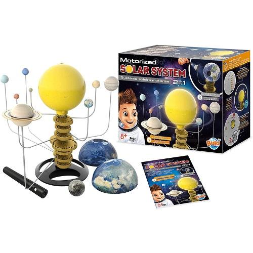 Buki Espace - Mobile Système solaire 2-en-1 ***