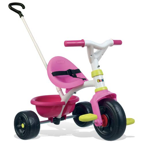 SMOBY TRICYCLE ROSE