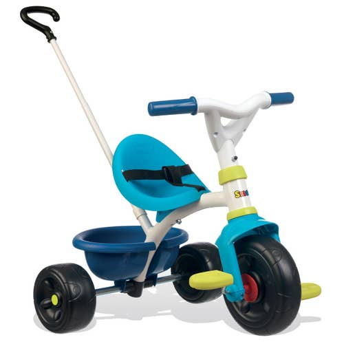 SMOBY TRICYCLE BLEU