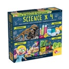 I'm a Genius - Coffret Scientifique x4 Version bil