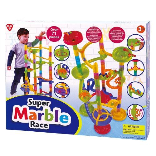 Playgo - Mon Super circuit de billes 71 pièces(09)