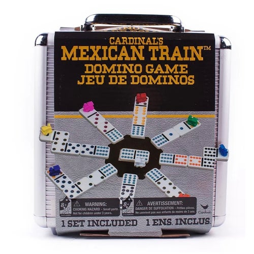 DOMINOS DOUBLE 12 TRAIN MEXICAIN