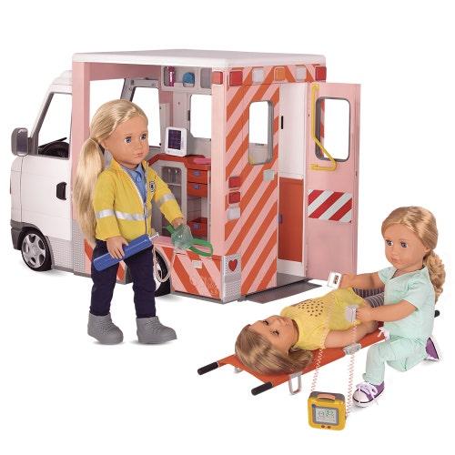 "Véhicule OG - ""Ambulance"""