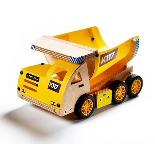 Stanley Jr. - Camion-benne à construire (11.20)