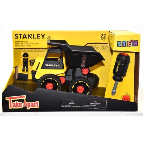 Stanley Jr. - Take a Part: Camion-benne (0920)