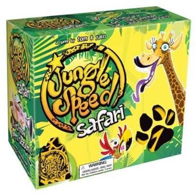 Js Jungle Speed Safari
