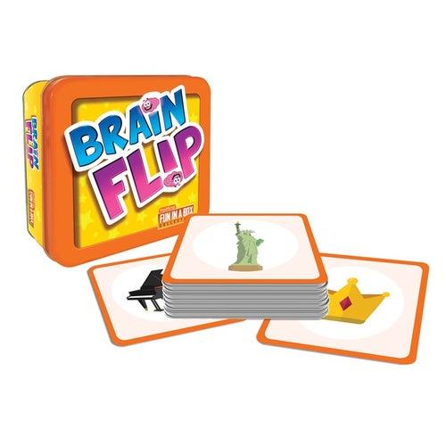 Js Brain Flip