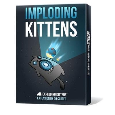 Exploding Kittens: Imploding Kittens (Fr)