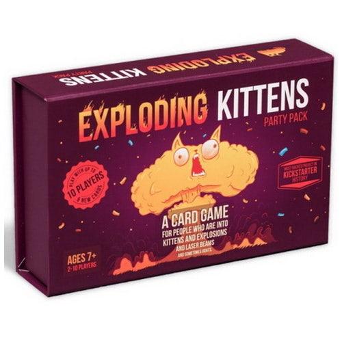 Exploding Kittens - Edition Festive (Fr)