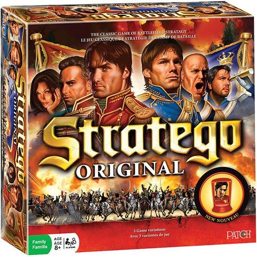 Js Stratego Original