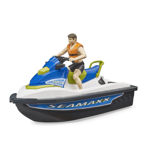 Personal Water Craft w driver