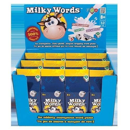 MILKY WORDS