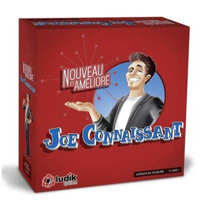 JS JOE CONNAISSANT NOUVEAU ET AMELIORE