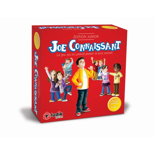 JS TI-JOE CONNAISSANT