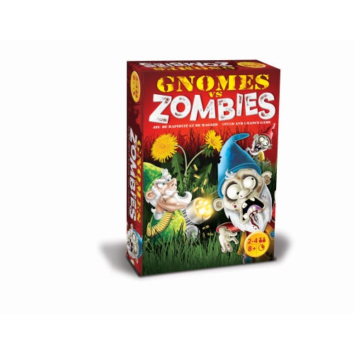 JS GNOMES VS ZOMBIES
