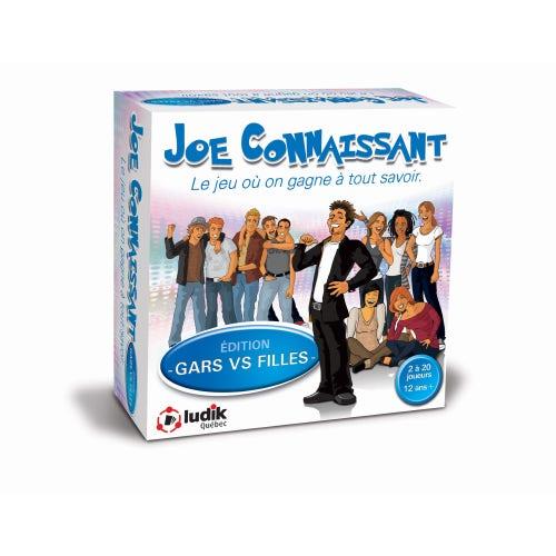 JS JOE CONNAISSANT GARS VS FILLES