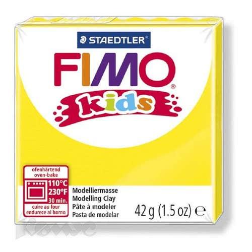 FIMO KIDS JAUNE