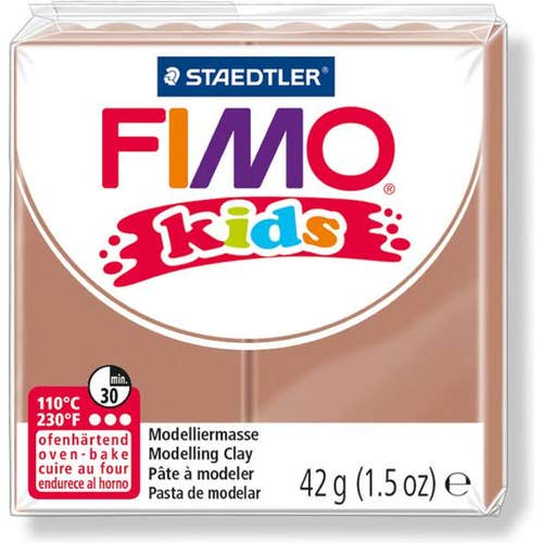 FIMO BRUN CLAIR