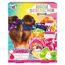 Fashion Angels - Neon Tie Dye - Ensemble de créati