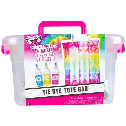 F.Angels- TIE DYE Tote Design Crate