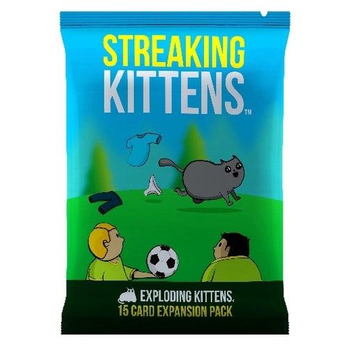 EXPLODING KITTENS STREAKING